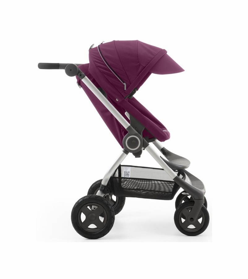 stokke scoot v2 stroller purple. Black Bedroom Furniture Sets. Home Design Ideas