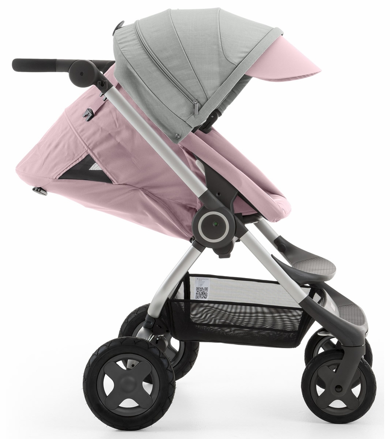 stokke scoot v2 stroller soft pink. Black Bedroom Furniture Sets. Home Design Ideas