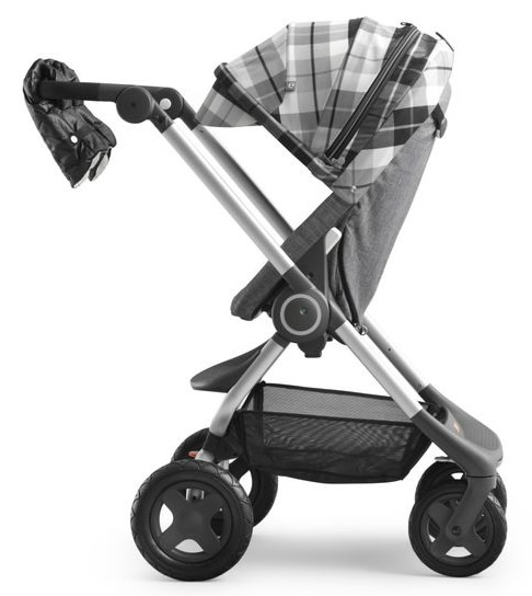 Stokke Scoot Winter Kit - Flannel Grey
