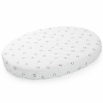 Stokke Sleepi Mini Fitted Sheet - Mono Bear
