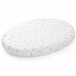 Stokke Sleepi Mini Fitted Sheet - Soft Rabbit
