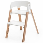 Stokke Steps Chair - Natural