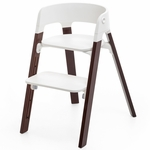 Stokke Steps Chair - Walnut