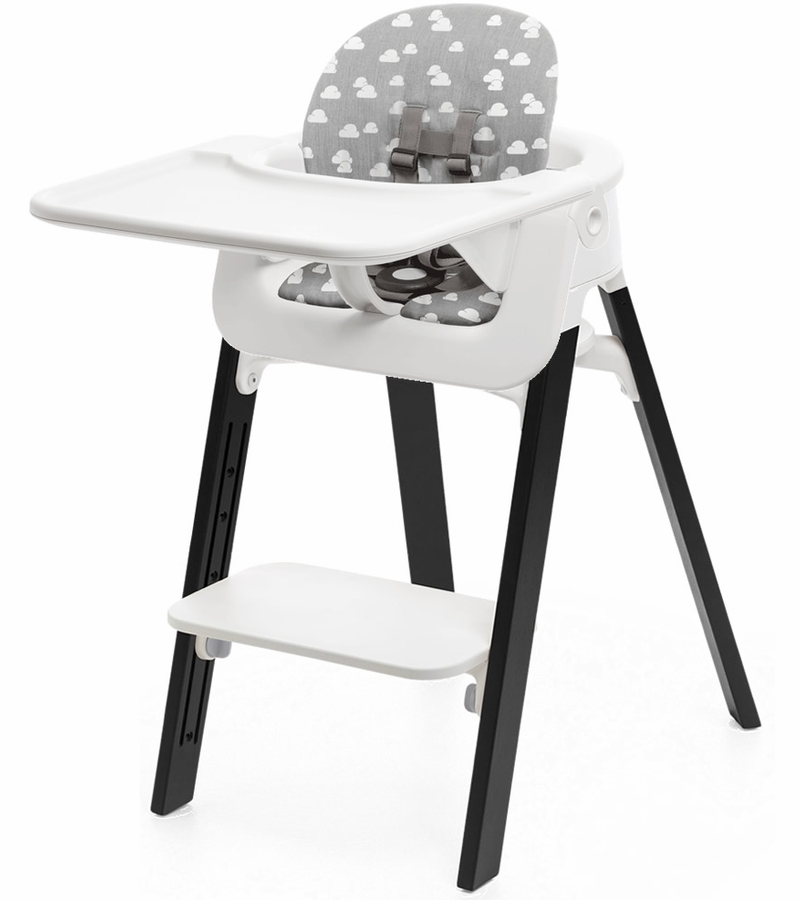 Merveilleux ITEM# Stokke Steps High Chair Family