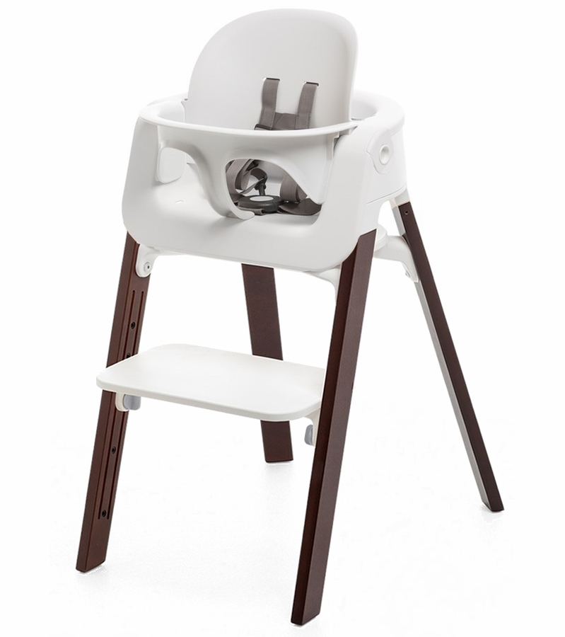 ... Stokke Steps High Chair. ITEM# STPHC WHITEOAKBLACK