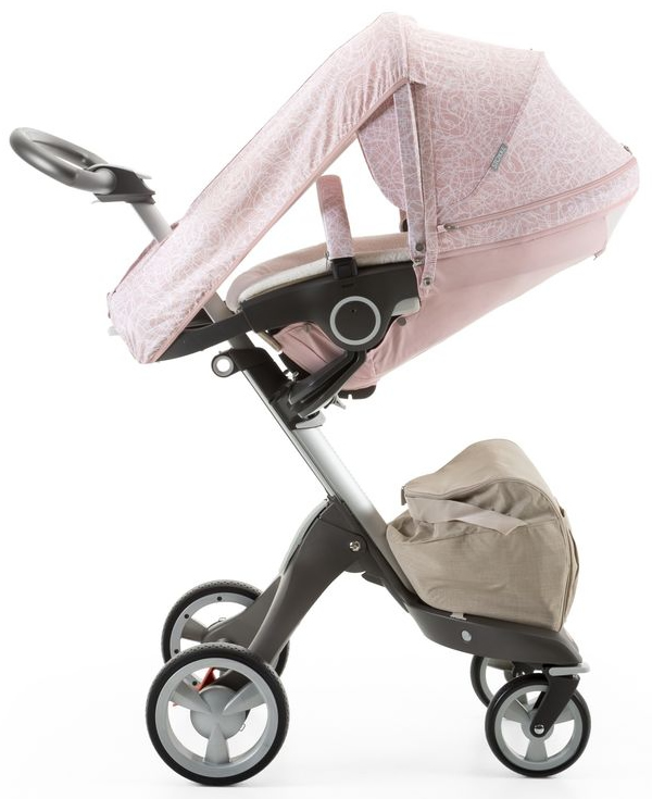 Stokke Stroller Summer Kit for Xplory, Crusi, Trailz - Fa...
