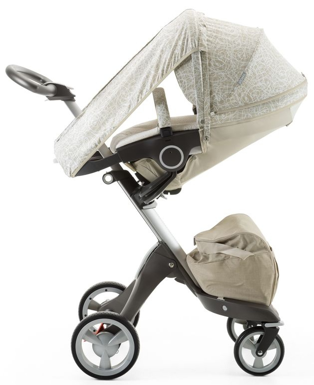 Stokke Stroller Summer Kit for Xplory, Crusi, Trailz - Sa...