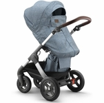 Stokke Trailz Storm Cover - Nordic Blue