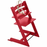Stokke Tripp Trapp High Chair in Red