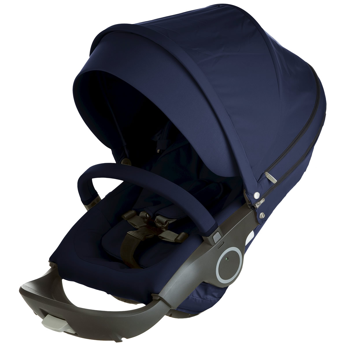 Stokke Seat in Deep Blue