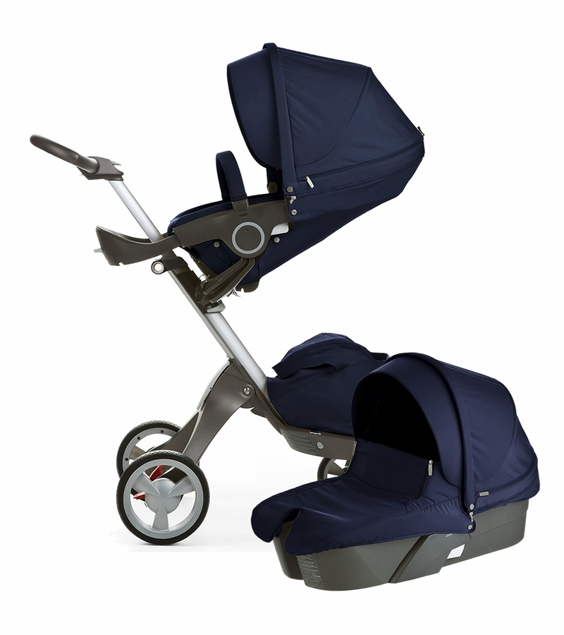 Image result for Stokke® Xplory Pram & Pushchair navy blue