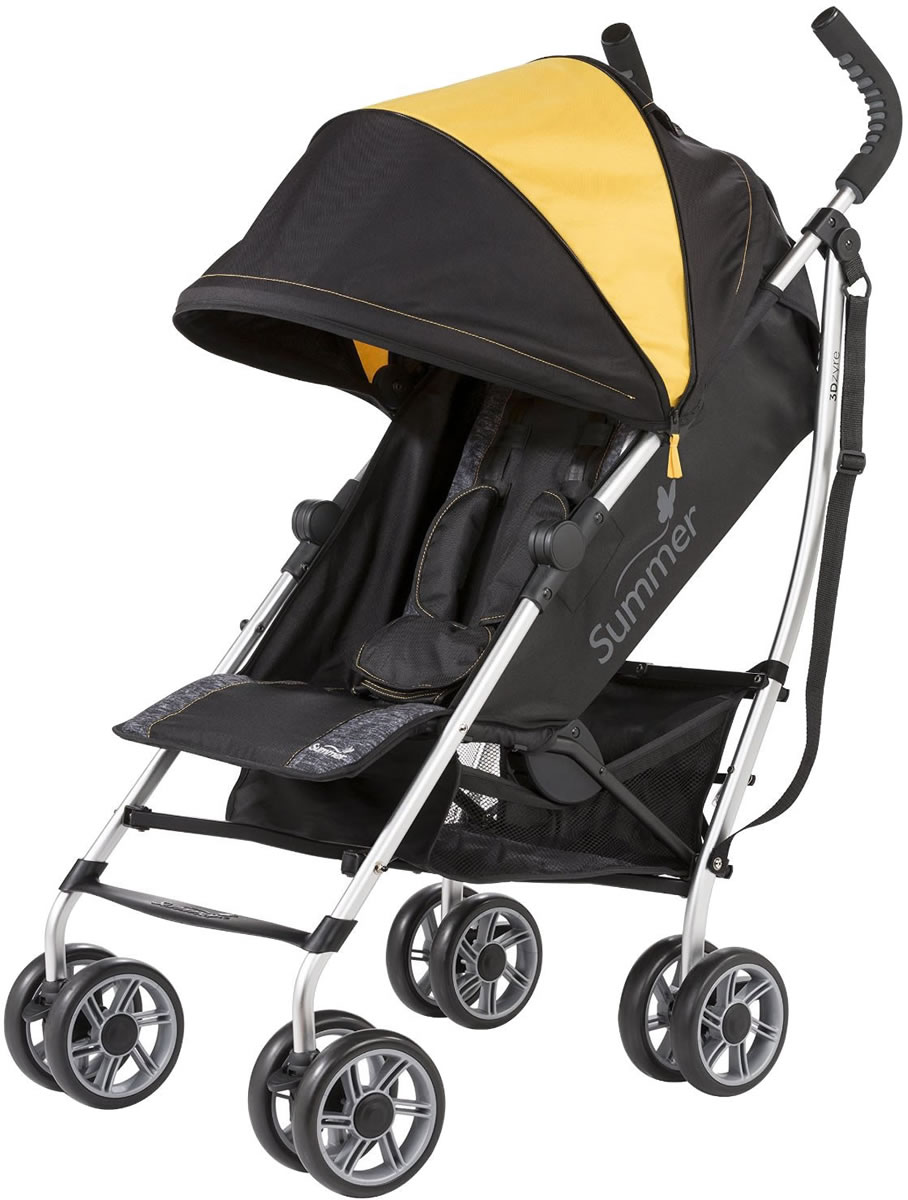 Summer Infant Products 3D Zyre Stroller - Gold Fusion