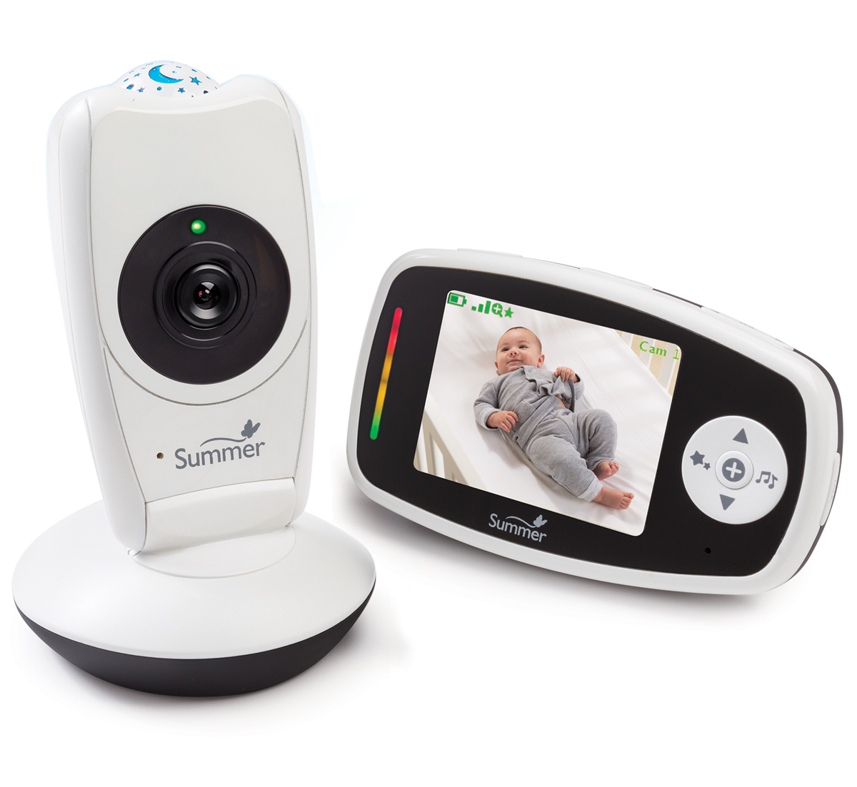 Summer Infant Products Baby Glow Video Monitor & Projecti...