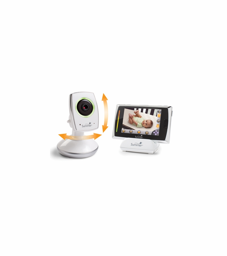 summer infant baby touch wifi video monitor internet viewing system. Black Bedroom Furniture Sets. Home Design Ideas