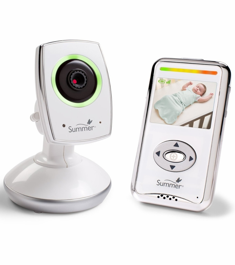 summer infant baby zoom wi fi monitor and internet viewing system. Black Bedroom Furniture Sets. Home Design Ideas