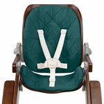 Summer Infant Bentwood High Chair Seat Set   Teal