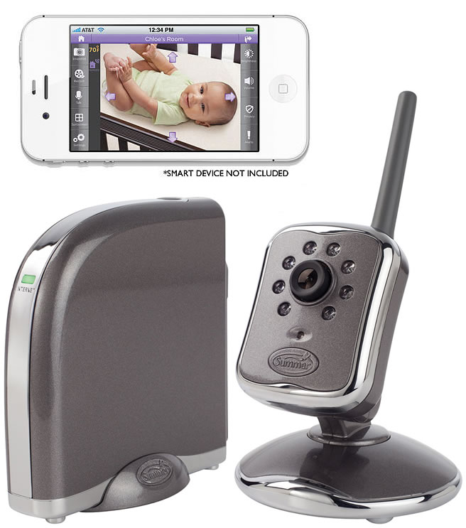 Summer Infant Products Connect Baby Internet Camera System