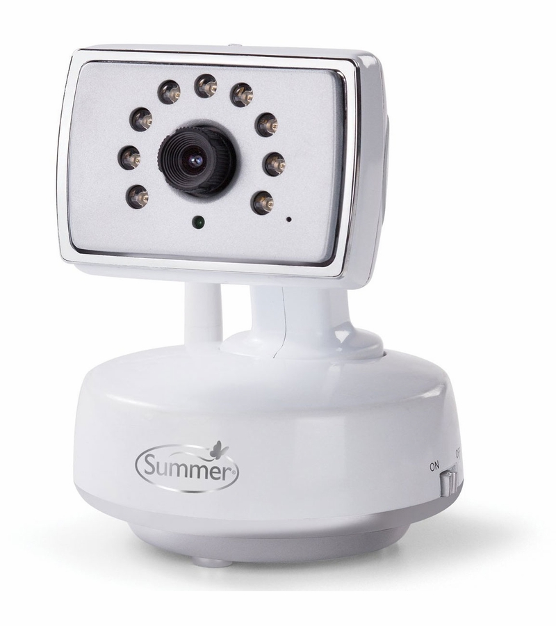 Summer Infant Extra Camera For Best View Monitor White