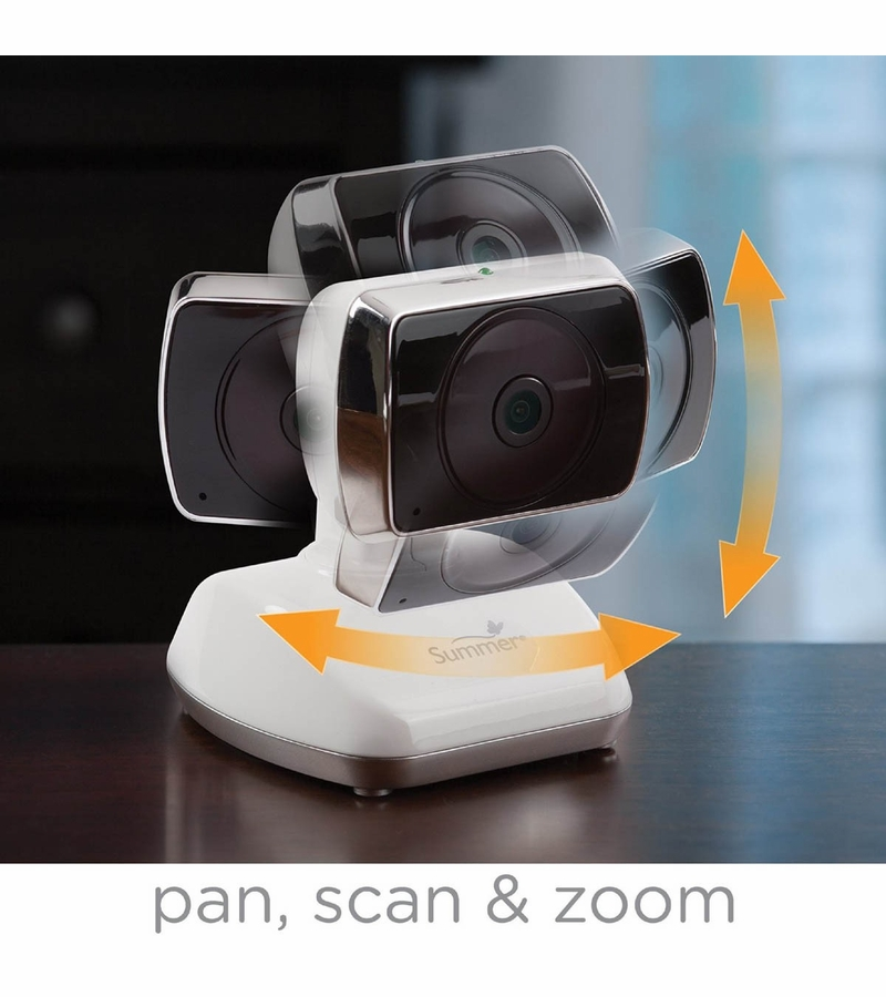 summer infant extra camera for touchscreen digital color video baby monitor. Black Bedroom Furniture Sets. Home Design Ideas