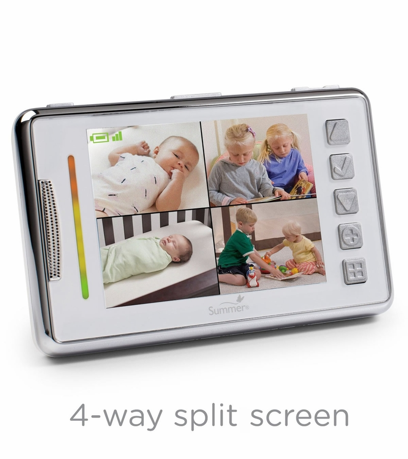 summer infant multiview digital color video monitor. Black Bedroom Furniture Sets. Home Design Ideas