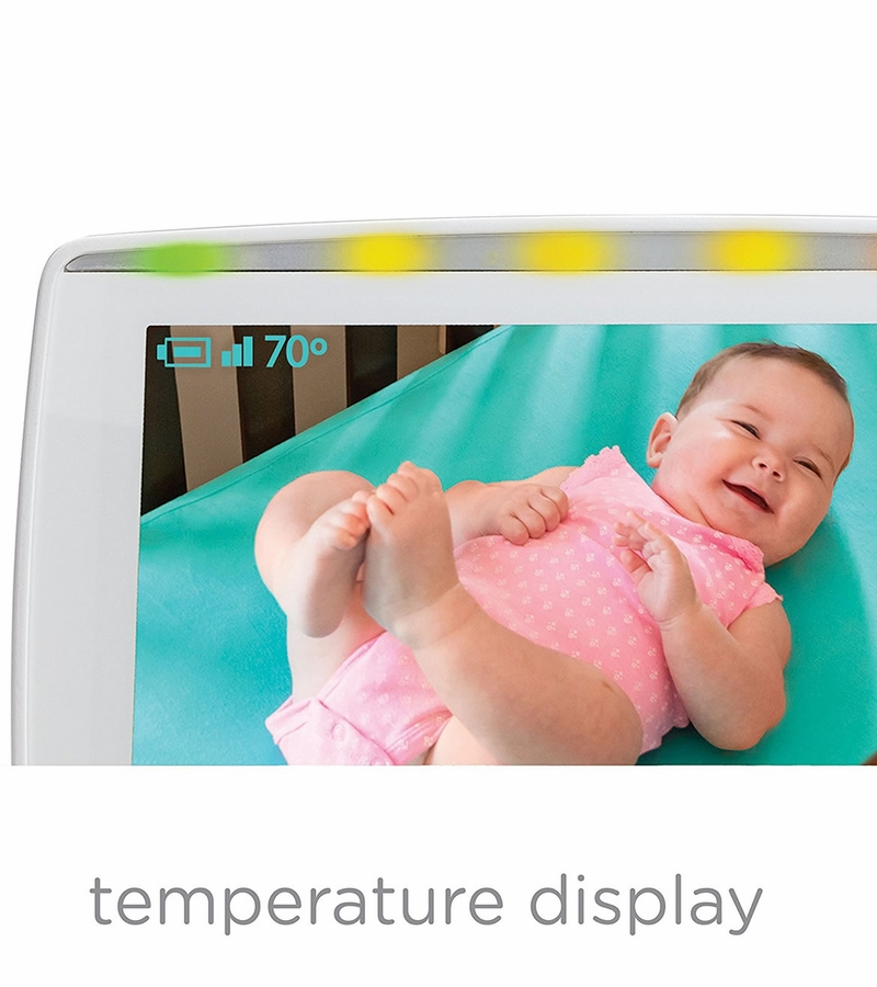 summer infant panorama digital color video monitor. Black Bedroom Furniture Sets. Home Design Ideas