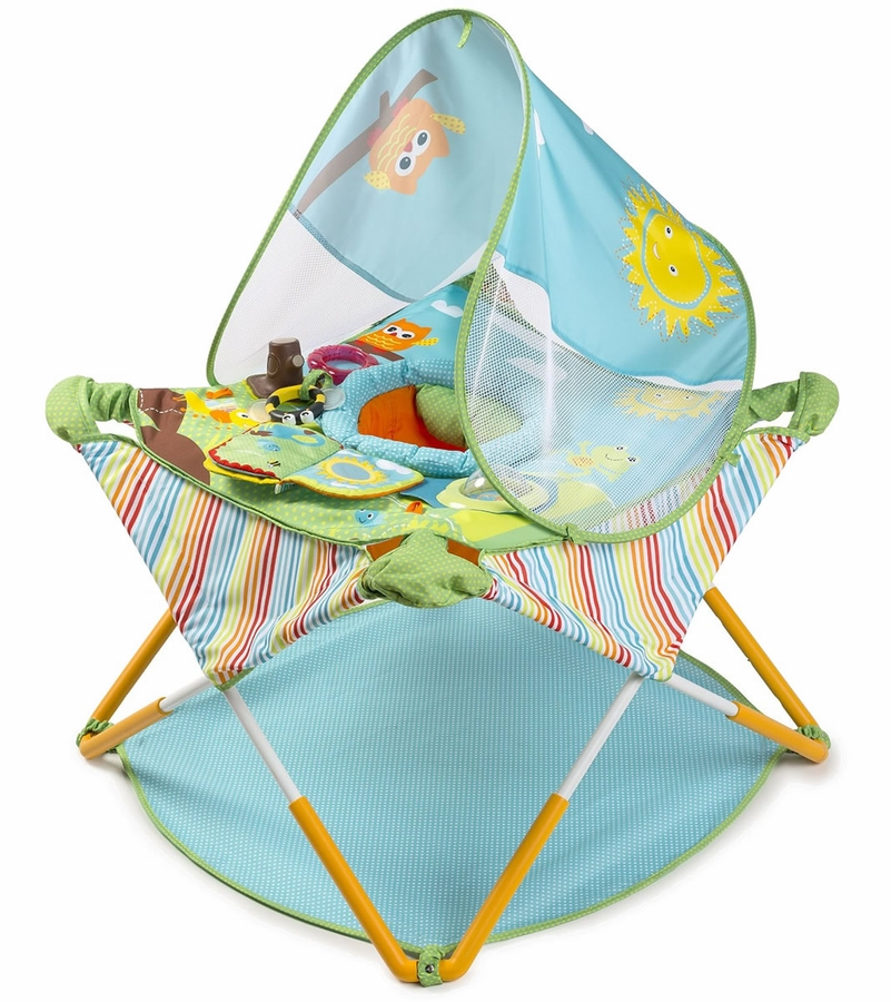 Item # 13410  sc 1 st  Albee Baby & Summer Infant Pop u0027n Jump with Canopy