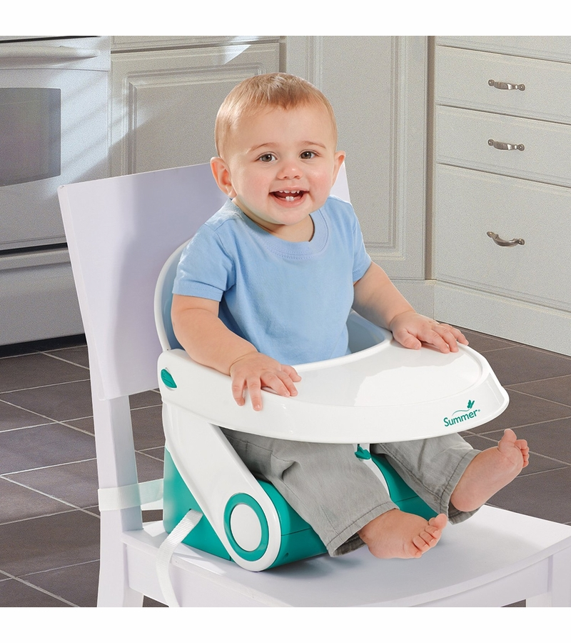 sc 1 st  Albee Baby & Summer Infant Sit u0027n Style Compact Folding Booster Seat