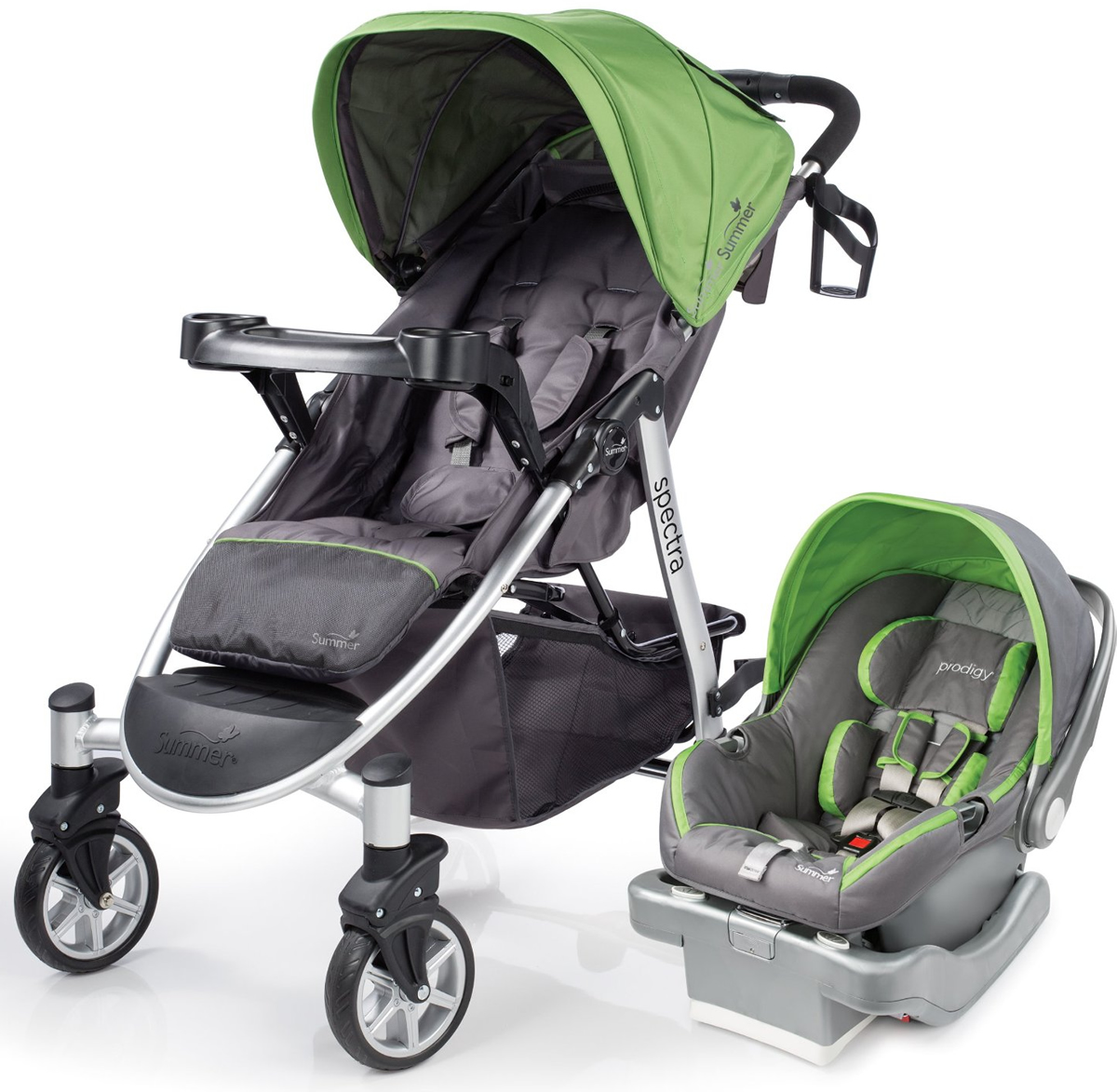 Summer Infant Products Spectra & Prodigy Travel System - ...
