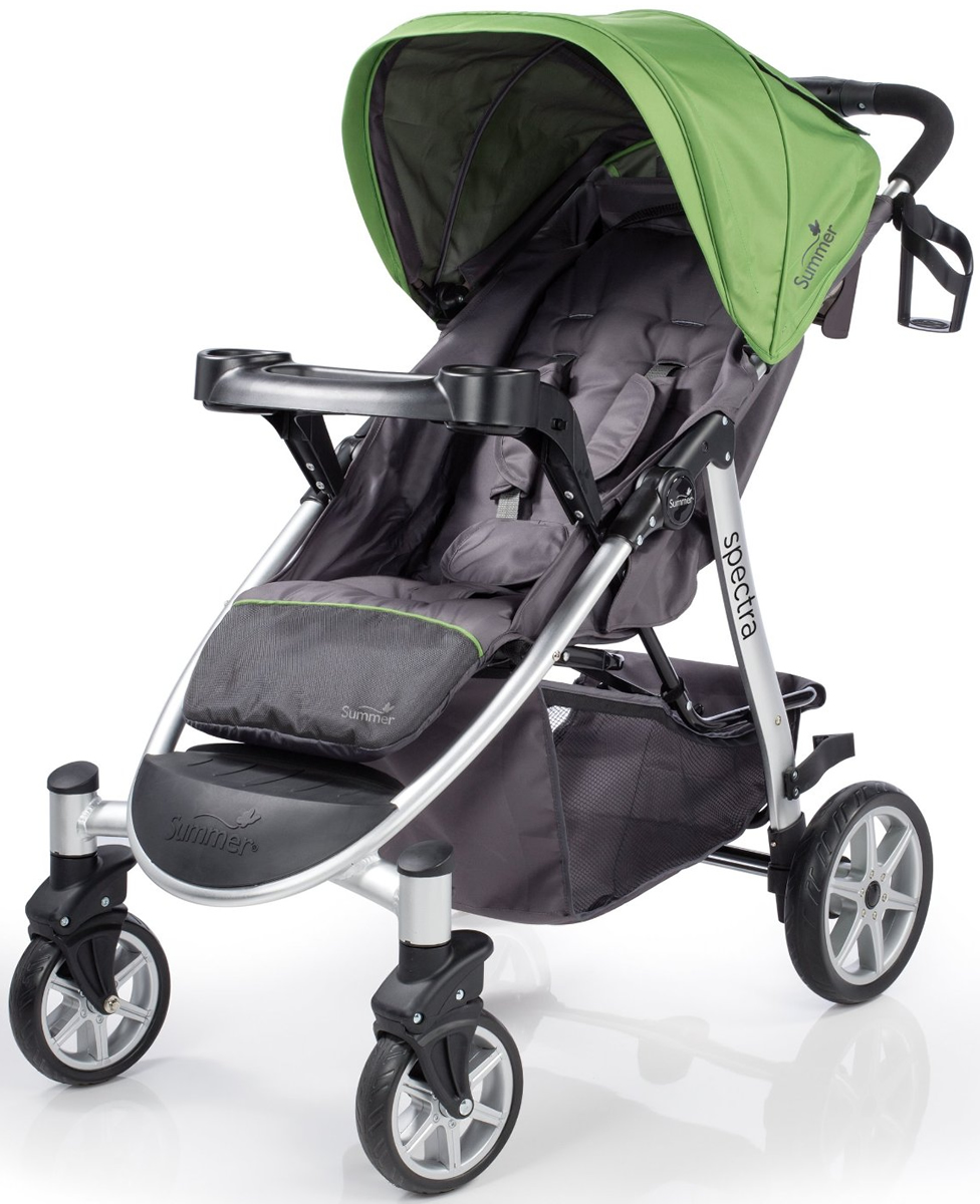 Summer Infant Products Spectra Stroller - Mod Green