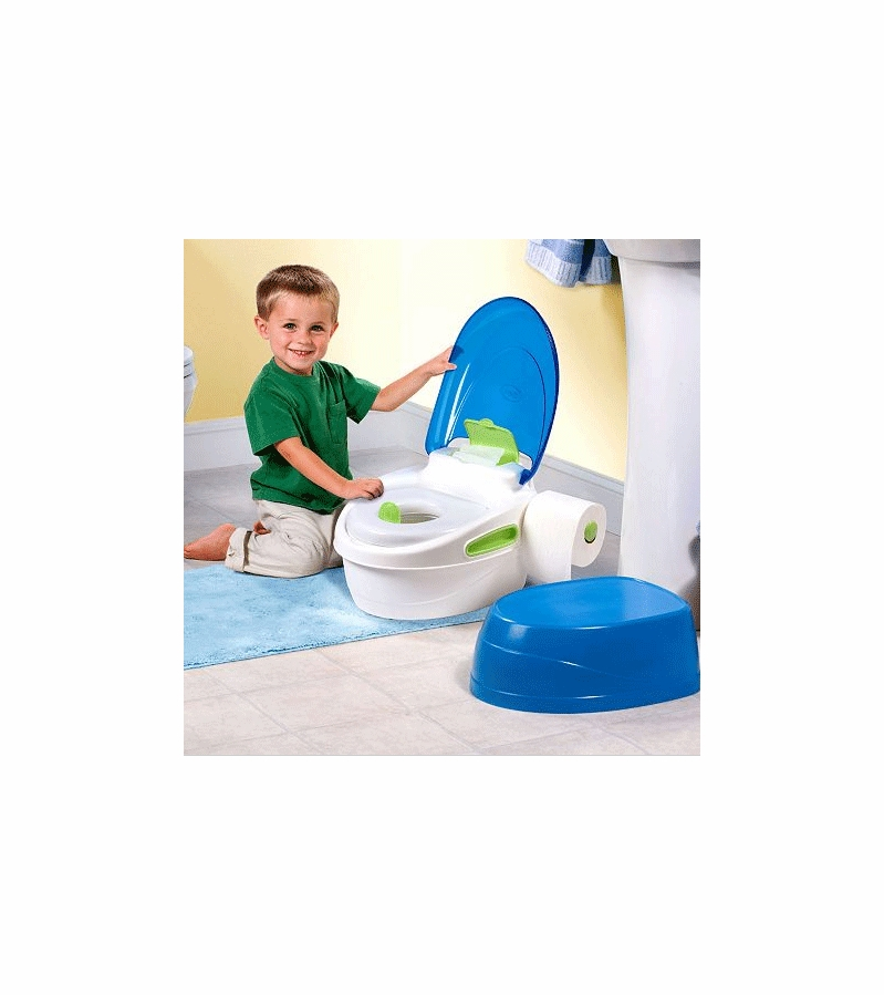 Item # 11040  sc 1 st  Albee Baby & Summer Infant Step-by-Step Potty Trainer u0026 Step Stool islam-shia.org
