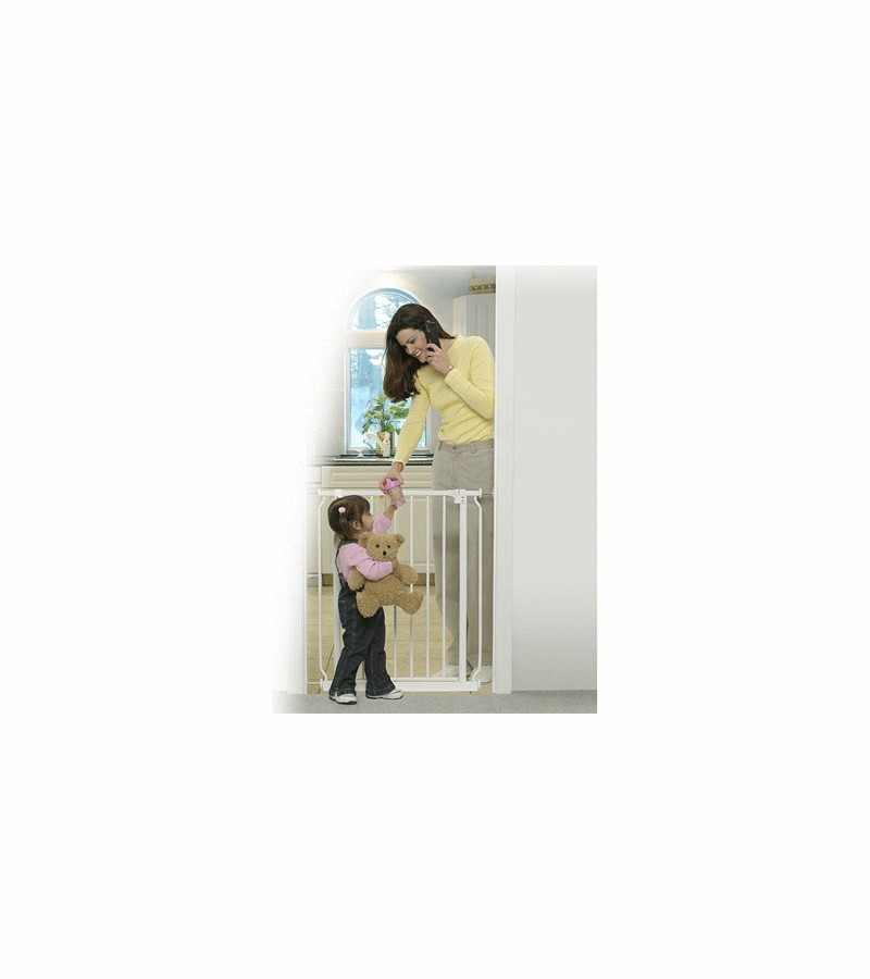 Summer Infant Sure And Secure Extra Tall Walk Thru Gate In