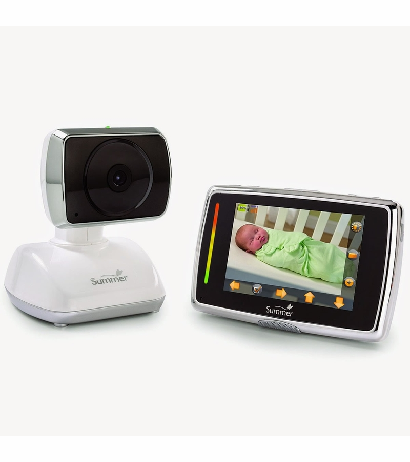 summer infant touchscreen digital video monitor. Black Bedroom Furniture Sets. Home Design Ideas