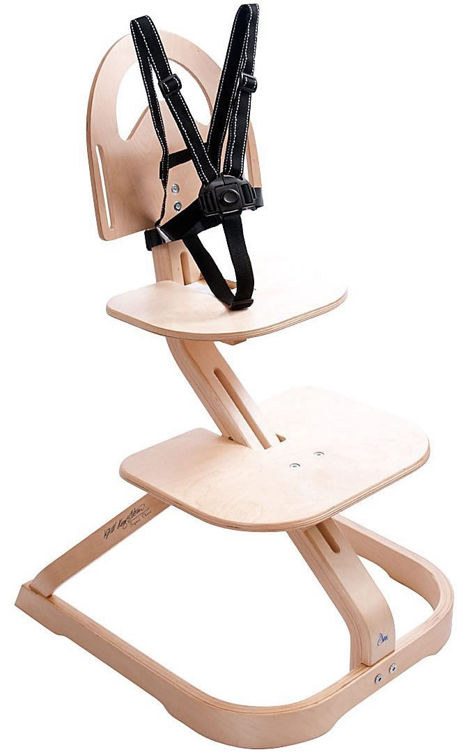 ITEM# S1104  sc 1 st  Albee Baby & Svan Signet Essential High Chair - Natural