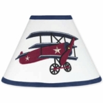 Sweet JoJo Designs Aviator Lamp Shade