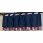 Sweet JoJo Designs Aviator Window Valance