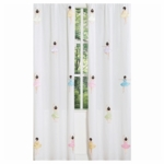 Sweet JoJo Designs Ballerina Window Panels