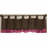 Sweet JoJo Designs Cowgirl Window Valance