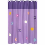 Sweet JoJo Designs Danielle's Daisies Shower Curtain