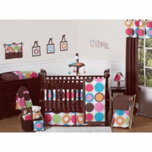 Girl crib bedding sets - Deco babybed ...