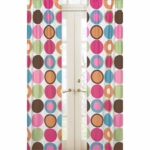 Sweet JoJo Designs Deco Dot Window Panels- Set of 2