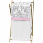 Sweet JoJo Designs Elizabeth Grey & Pink Hamper
