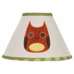 Sweet JoJo Designs Forest Friends Lamp Shade