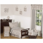 Sweet JoJo Designs Giraffe 5 Piece Toddler Bedding Set