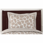 Sweet JoJo Designs Giraffe Pillow Sham