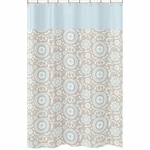 Sweet JoJo Designs Hayden Shower Curtain