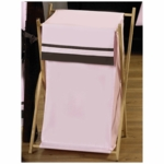 Sweet JoJo Designs Hotel Pink & Brown Hamper