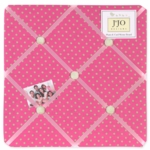 Sweet JoJo Designs Jungle Friends Fabric Memo Board