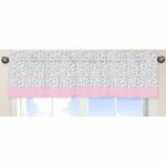 Sweet JoJo Designs Kenya Window Valance