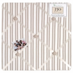 Sweet JoJo Designs Lamb Fabric Memo Board