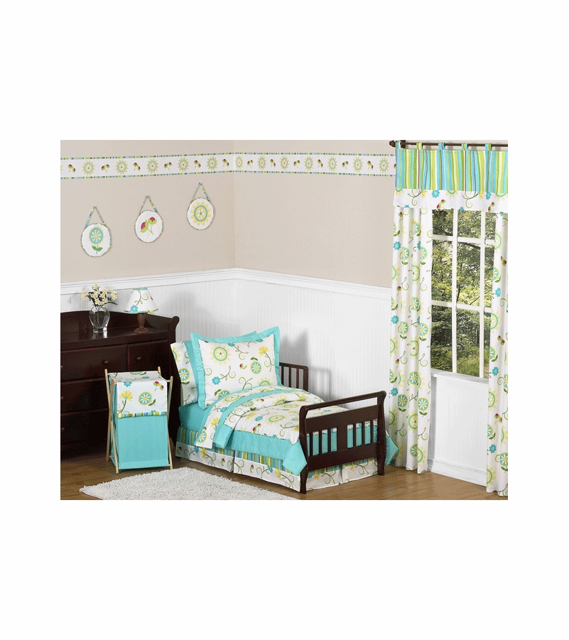 Sweet Jojo Layla Toddler Bedding